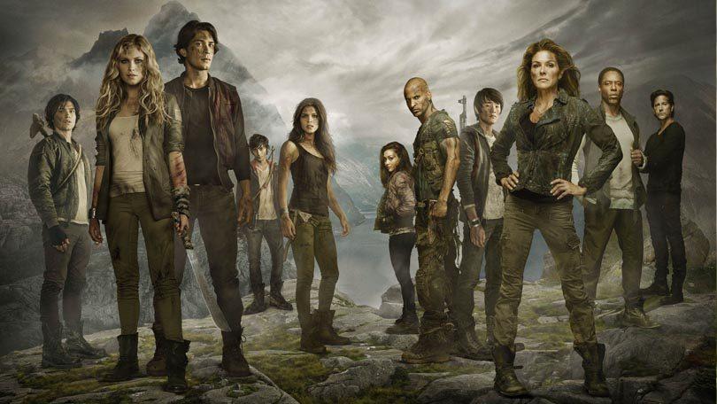 The 100 seizoen 2