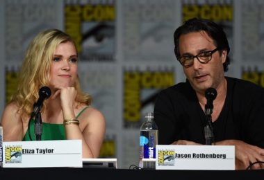Eliza Taylor Jason Rothenberg Netflix The 100