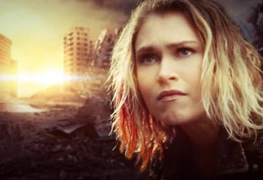 The 100 5x01 Clarke Griffin