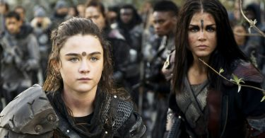 Madi Octavia The 100