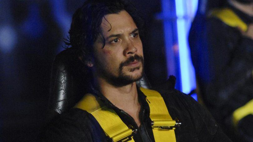 Bellamy The 100 seizoen 6