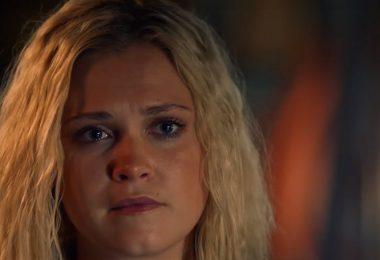 Clarke The 100 S06E04